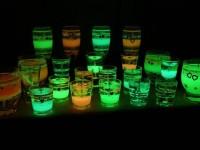 светещи сувенирни свещи