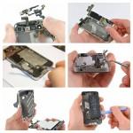 Предлагам сервиз и оригинални части за iPhone 4, 4S, 5, 5C, 5S, 6, 6+, 6S