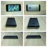 Продавам  iPhone 5, 16GB, черен, фабрично отключен, в добро състояние.