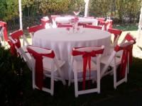 Столове под наем от НОВА Кетъринг, подходящи за всяко събитие!