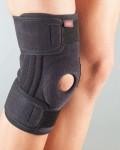 Наколенка ортопедична със странични гъвкави шини